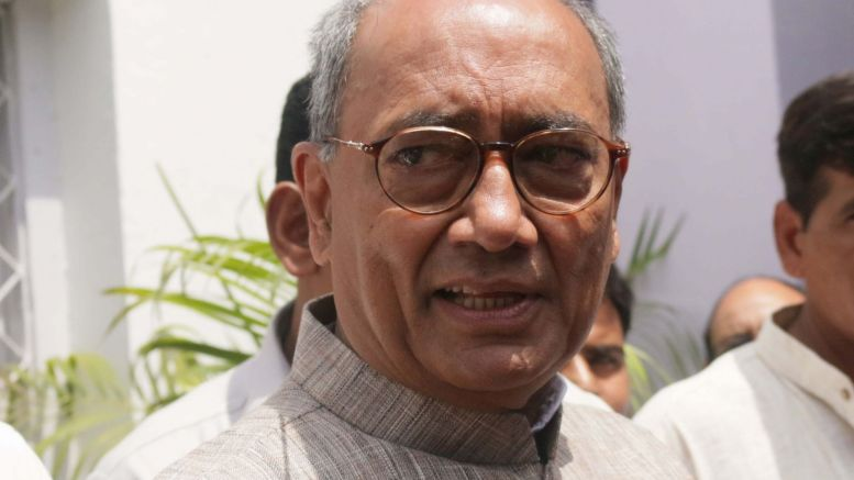 Seer who 'forecast' Digvijaya victory not allowed to end life