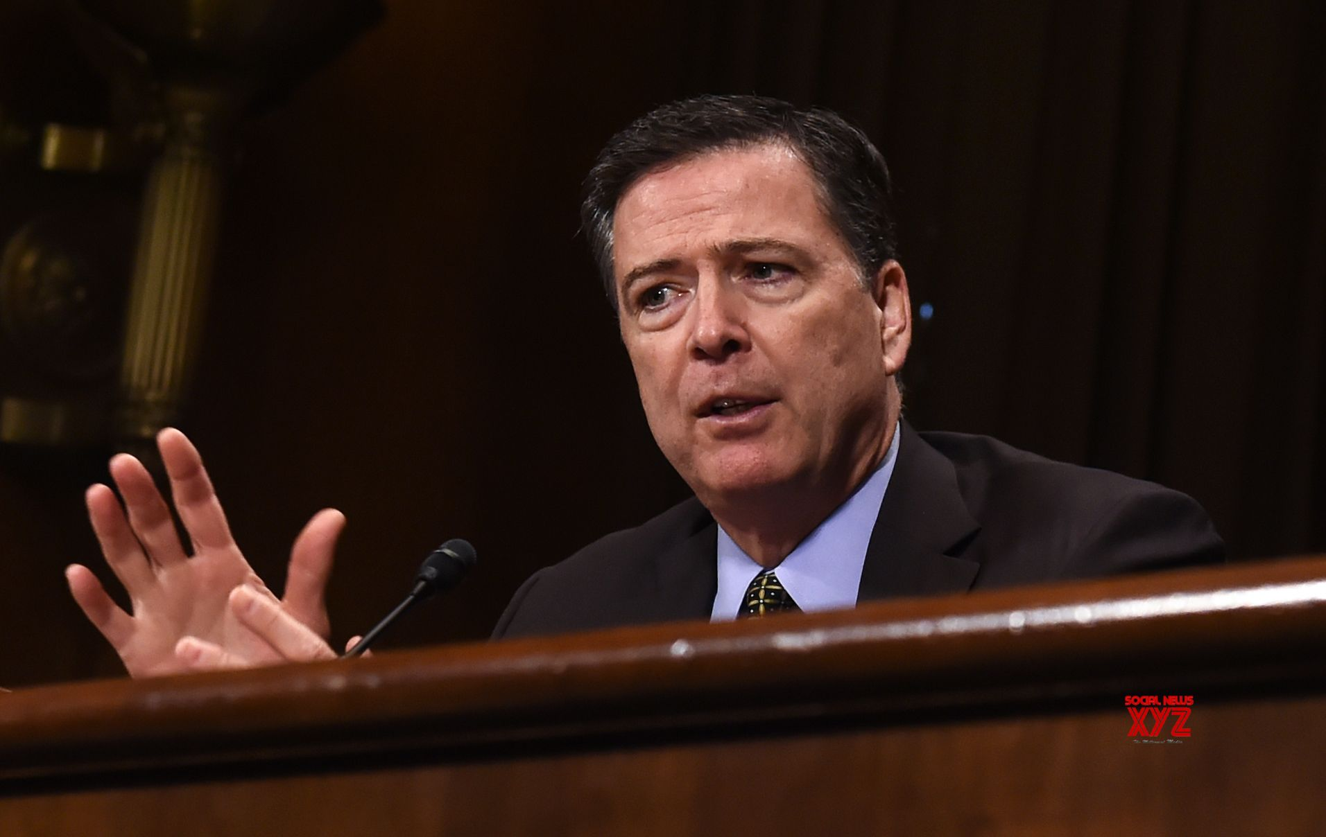 Comey calls Trump 'serial liar', 'morally unfit' to be President