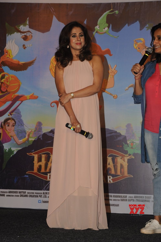 Mumbai: Launch of song Lakdi Ki Kathi from the film Hanuman Da' Damdaar