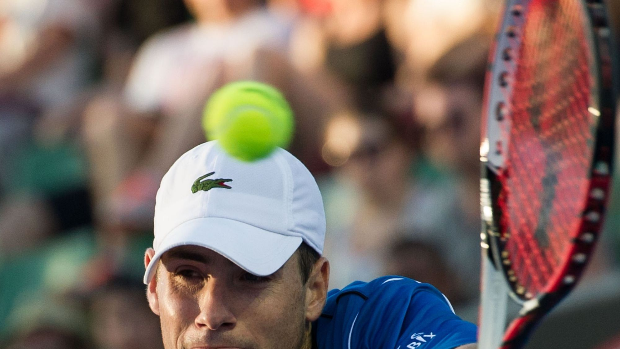 Isner defeats Cilic to reach Rome Masters semis for 1st time