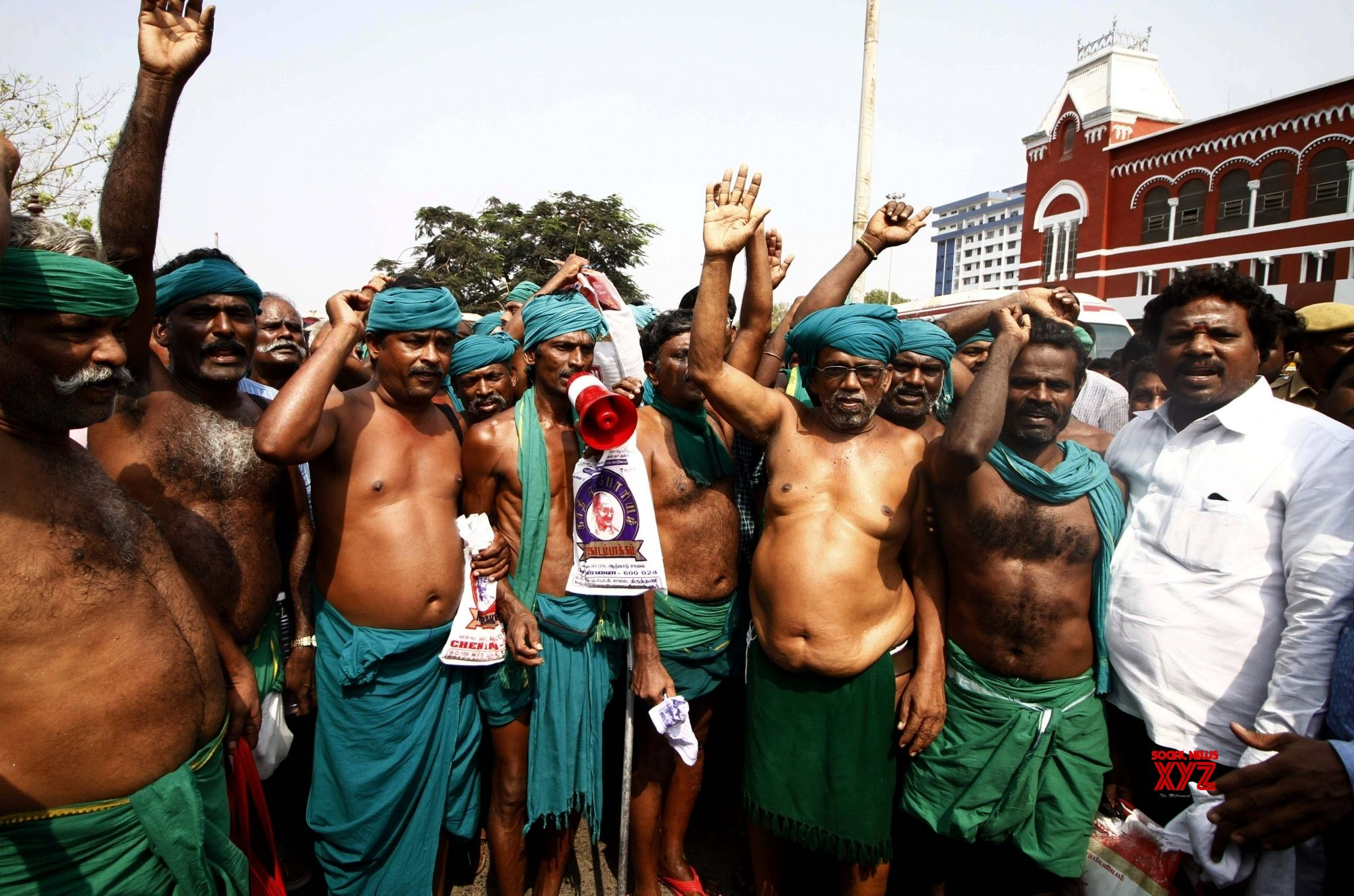 TN farmers to return to Delhi, may resume protest