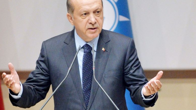 Turkey ready to work on CPEC projects, says Erdogan