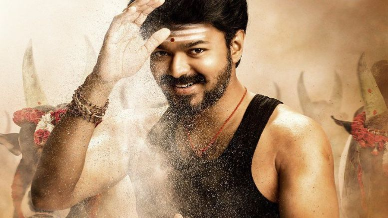 Tamil film 'Mersal' to release in China