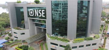 National Stock Exchange. (File Photo: IANS)