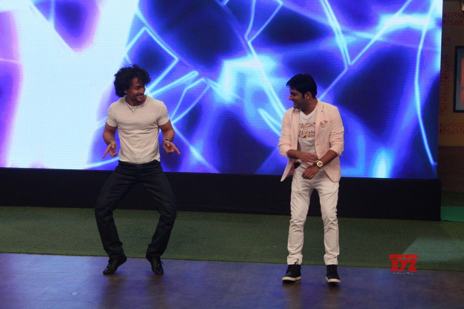 Mumbai: Kapil Sharma Show Tiger Shroff, Nidhi Agerwal - Social News XYZ