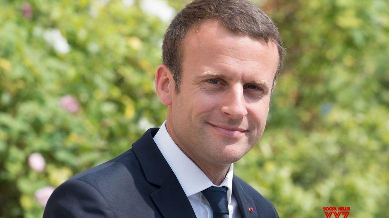 Jail sentence for man who slapped Macron