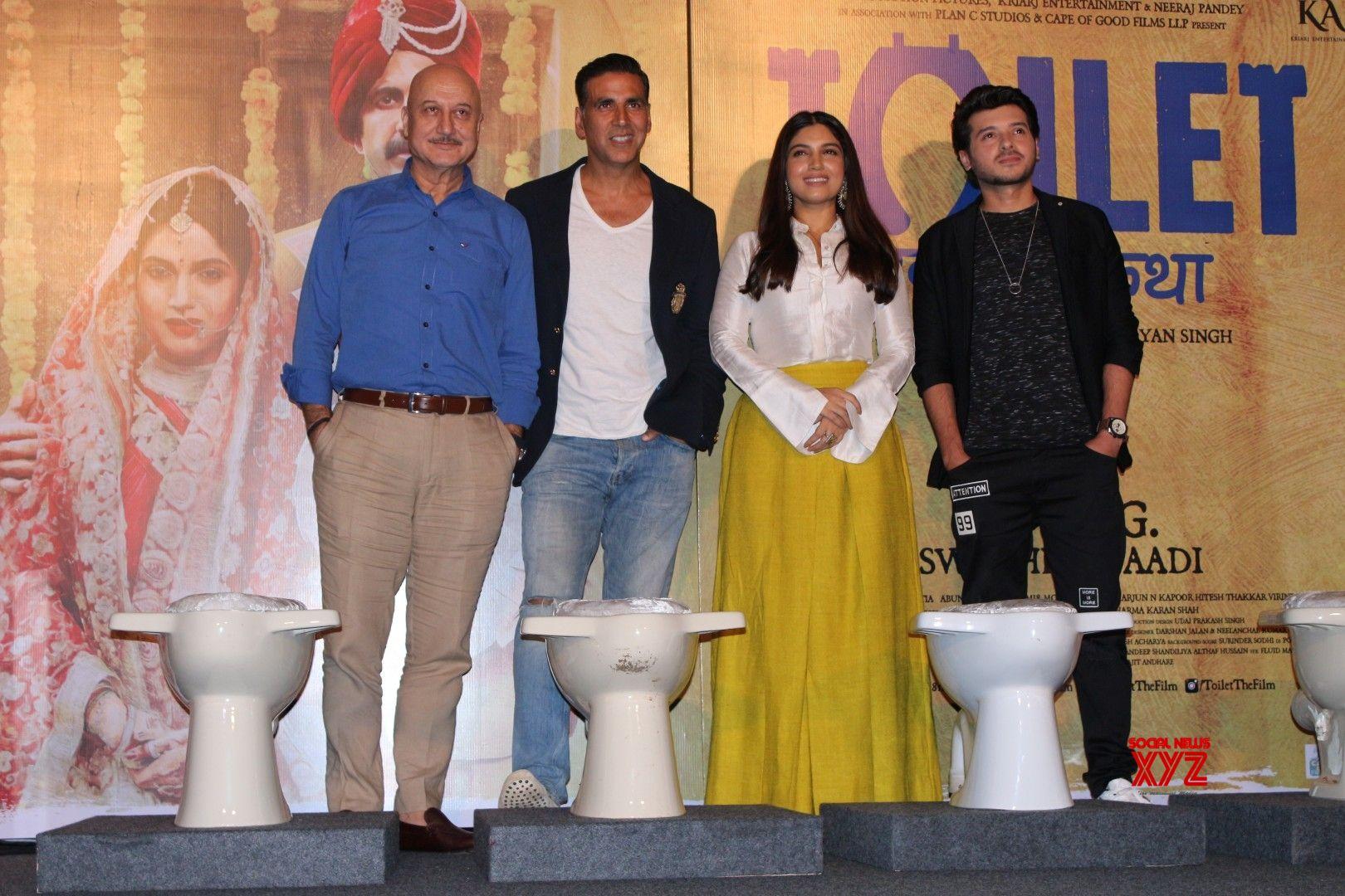 Toilet: Ek Prem Katha\' makers argue in copyright case - Social News XYZ