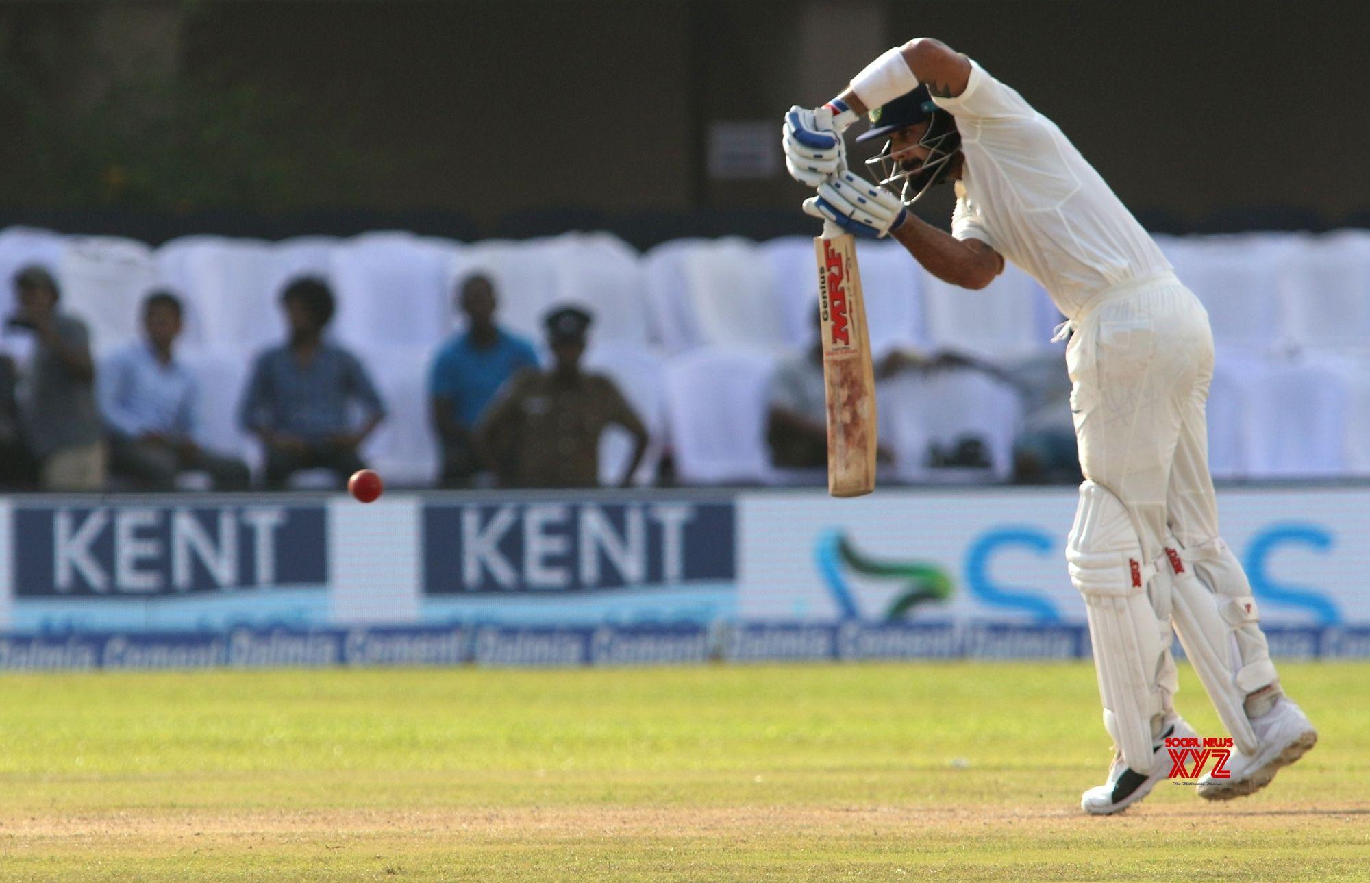 Kohli, Mukund power India to 498-run lead vs Sri Lanka at stumps