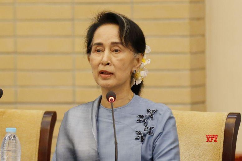 New statue of Suu Kyi's father irks ethnic minorities in Myanmar