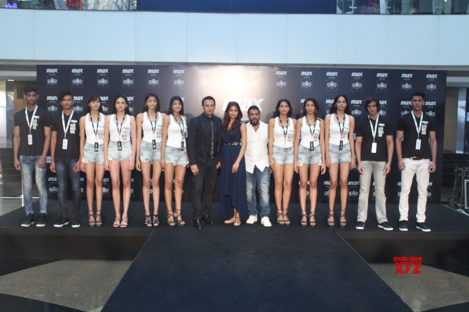 Mumbai: Elite Model Look India 2017 auditions