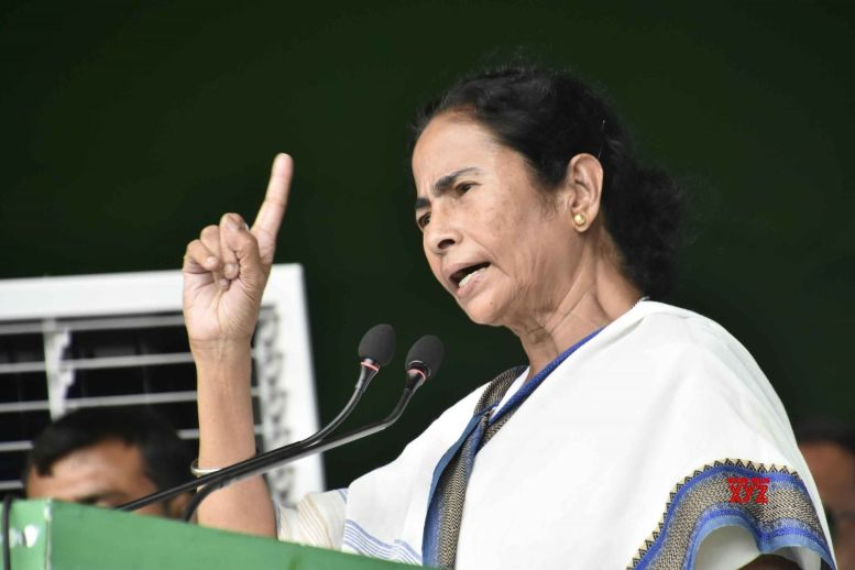 BJP-Congress-CPI-M in nexus to defeat Trinamool: Mamata