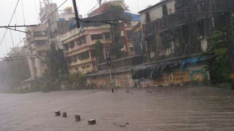 Image result for Mumbai deluge claims five lives, dozen missing