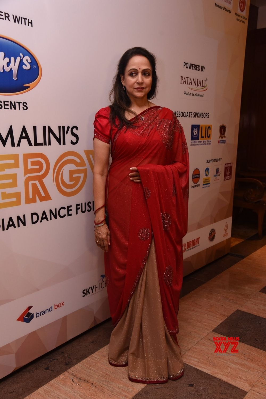 "Mumbai:""Ballet of Georgia""   Hema malini"