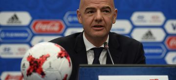 FIFA president Gianni Infantino. (File Photo: IANS)