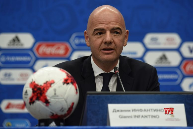 FIFA mulls expanding 2022 World Cup to 48 teams