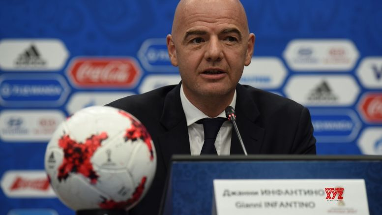 Will fully cooperate with the Swiss authorities: FIFA boss Infantino