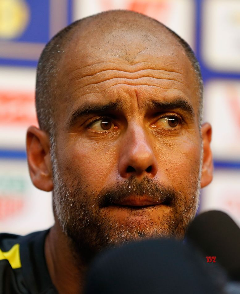 Open to coaching an international team: Guardiola
