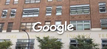 Google's office in New York City. (File Photo: IANS)