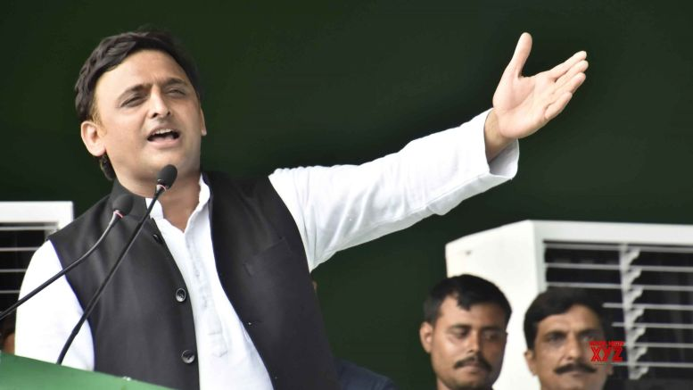 Akhilesh asks party cadre to list officials who have been 'partial'