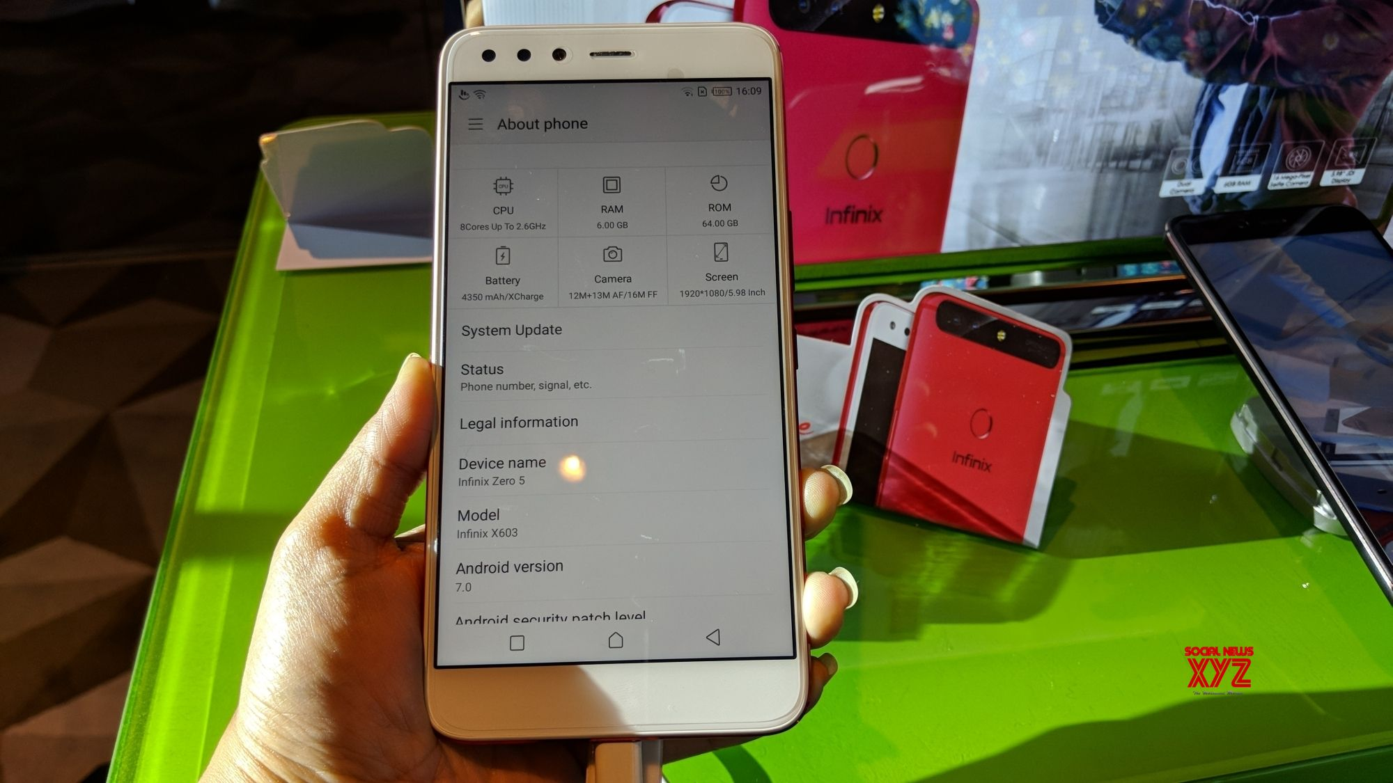 Infinix 'Zero 5' with dual cameras launched at Rs 17,999