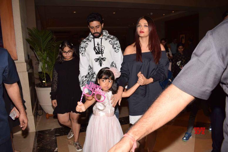 Was wonderful as parent to share 'Mowgli...' with Aaradhya: Abhishek