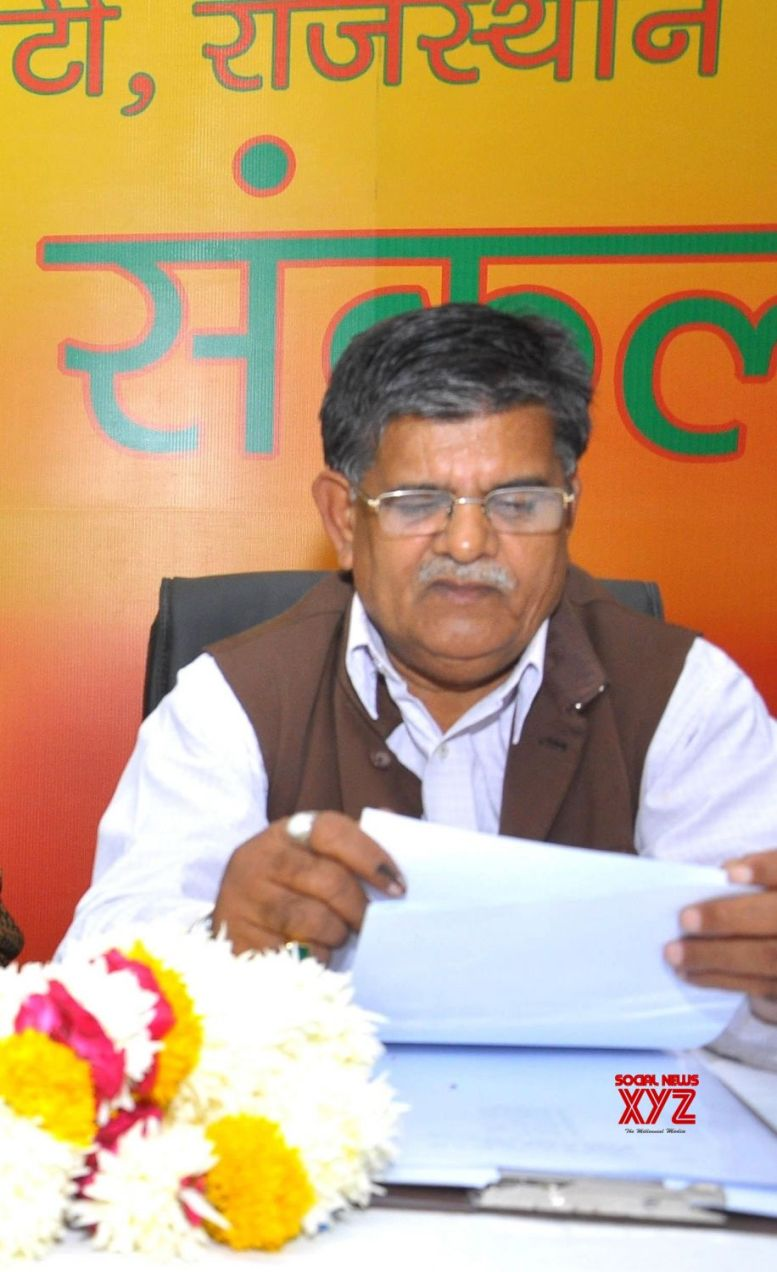 BJP veteran Kataria new Leader of Opposition in Rajasthan