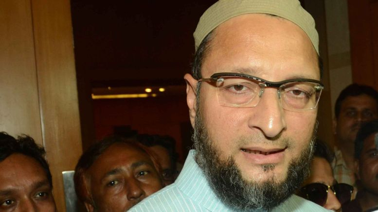 'Love jihad' laws attempt to divert public attention: Owaisi