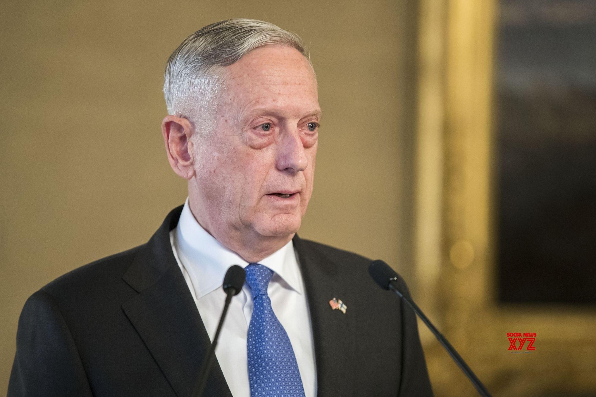Mattis resignation letter lays out challenges for successor