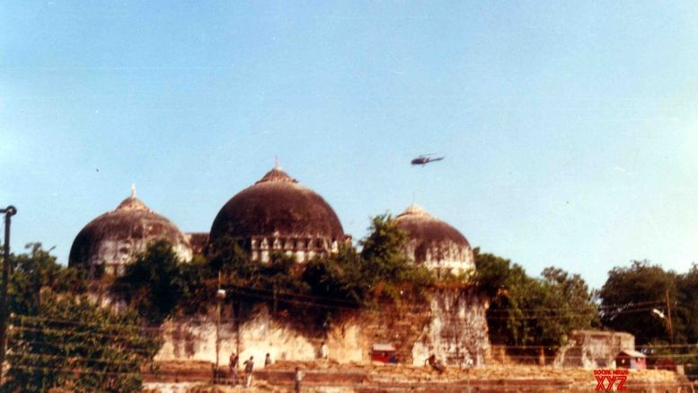 Hindus cite archaeology to show Ayodhya site was place of worship