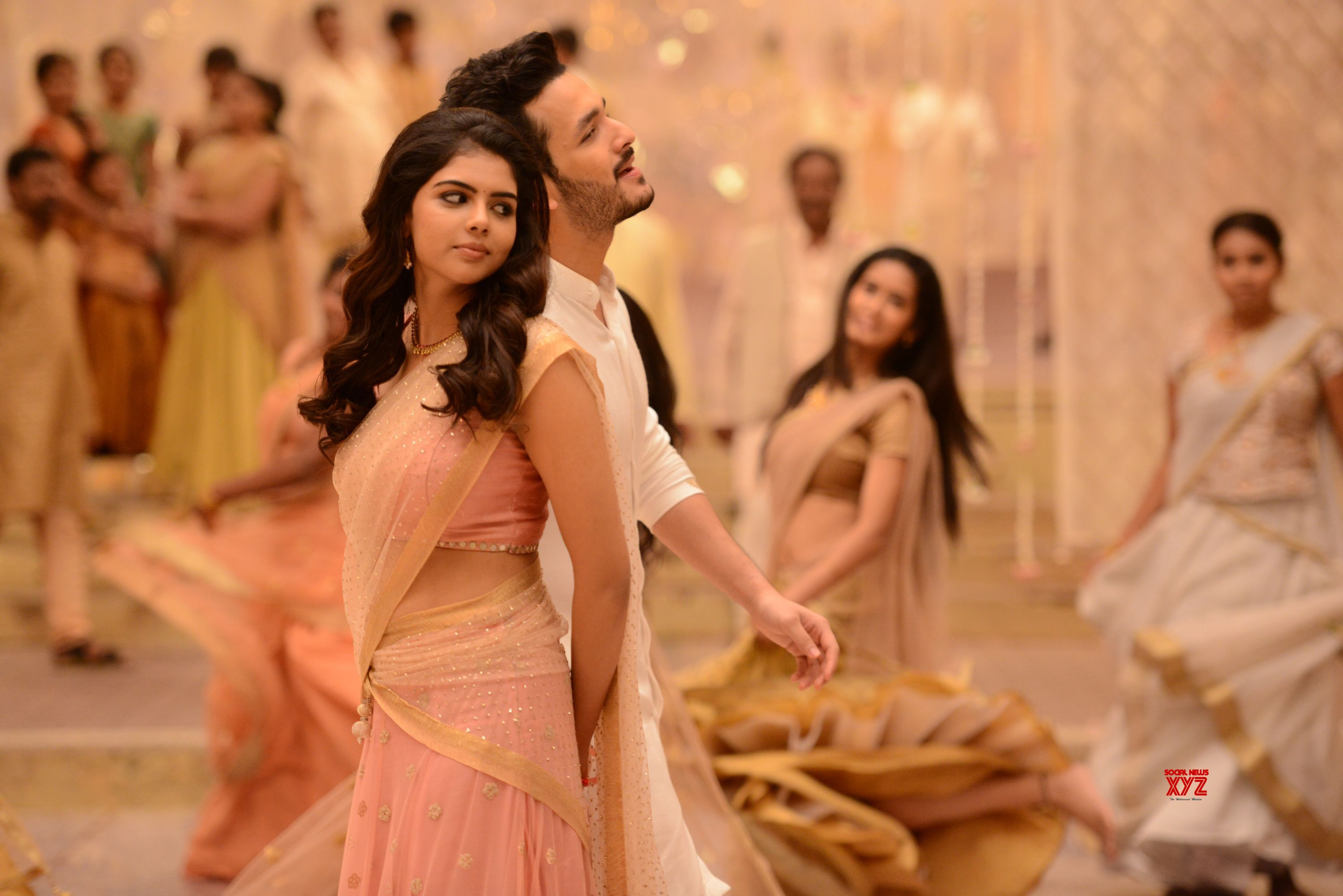 Hello Movie Merise Merise Song Stills