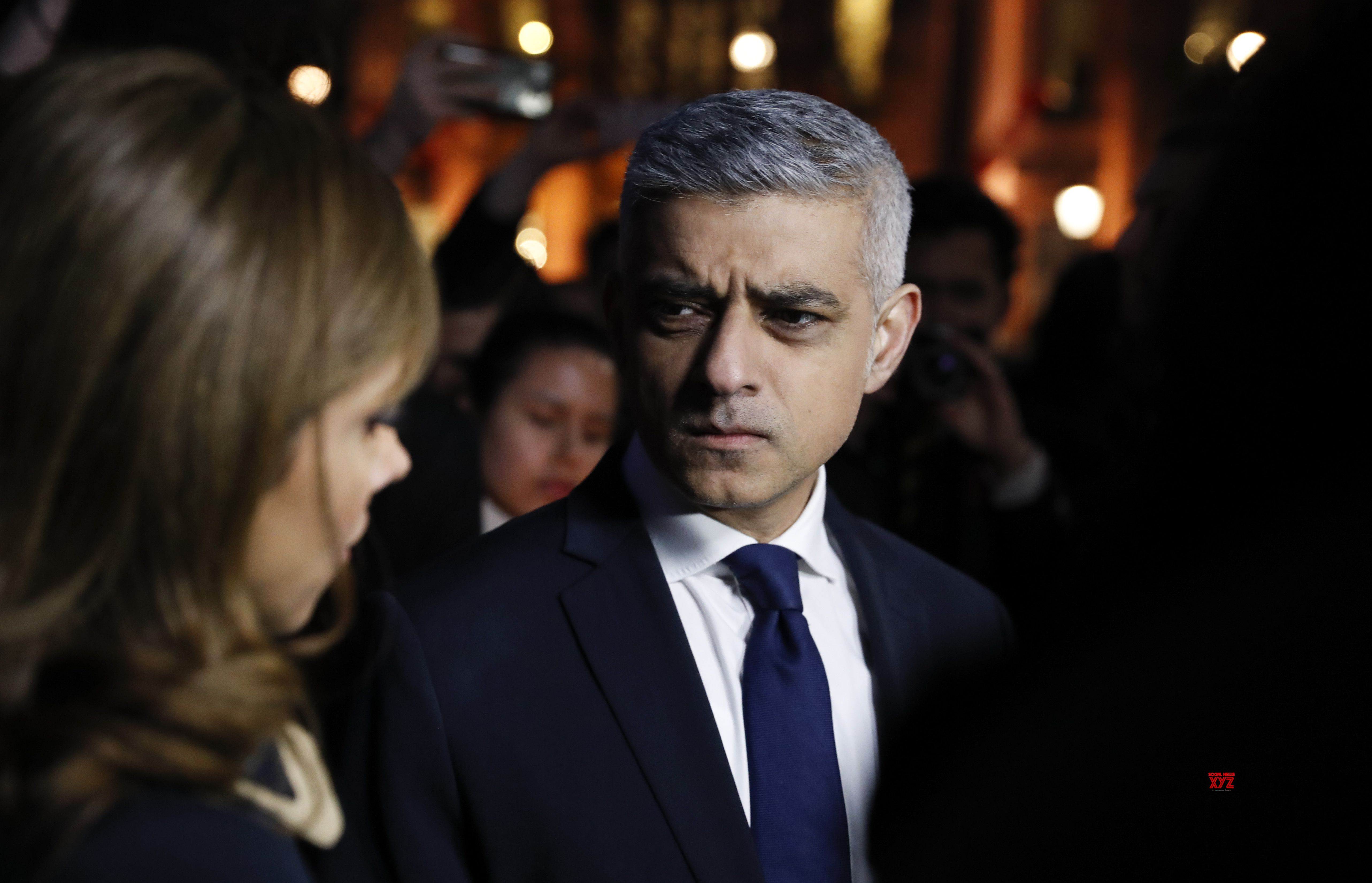 London Mayor slammed online over violent Kashmir protests