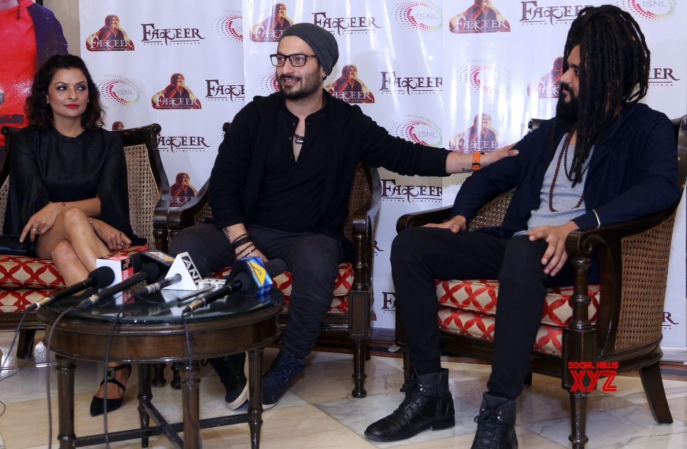 'FAQEER Living Limitless' Press Launch Held At PVR CP, New Delhi - Gallery