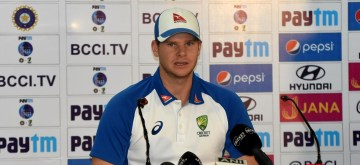 Australian cricket captain Steve Smith. (File Photo: IANS)