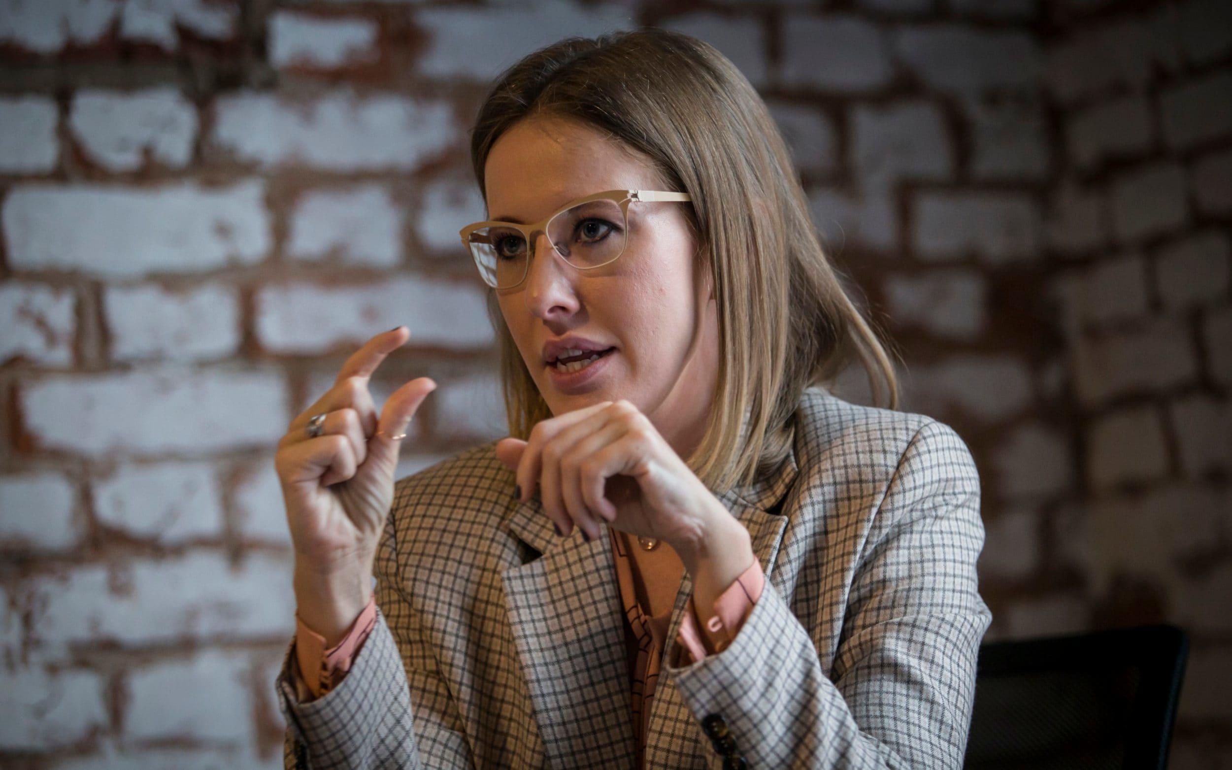 Celebrity Ksenia Sobchak nude photos 2019