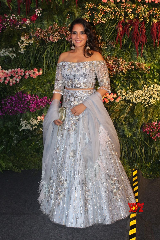 Mumbai: Virat Kohli   Anushka Sharma's wedding reception   Richa Chadha