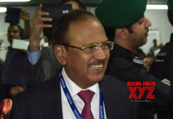 NSA Doval storms out of SCO meeting over Pak's fictitious map