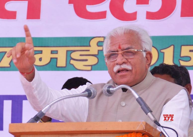 Corruption charges against SSC chief's son to be probed: Haryana CM