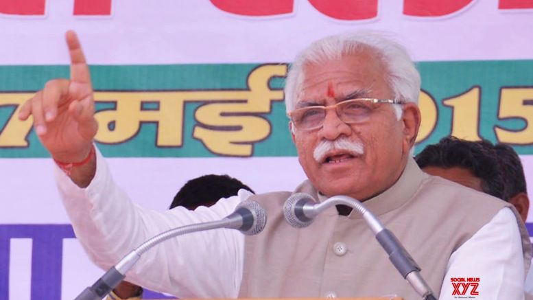 Haryana CM expresses grief over CRPF trooper's killing