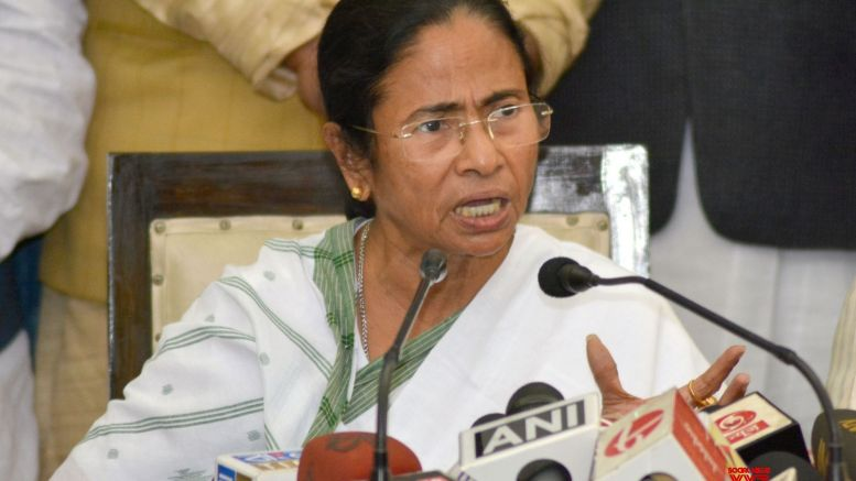 Bengal will drive last nail into BJP's coffin in 2021: Mamata