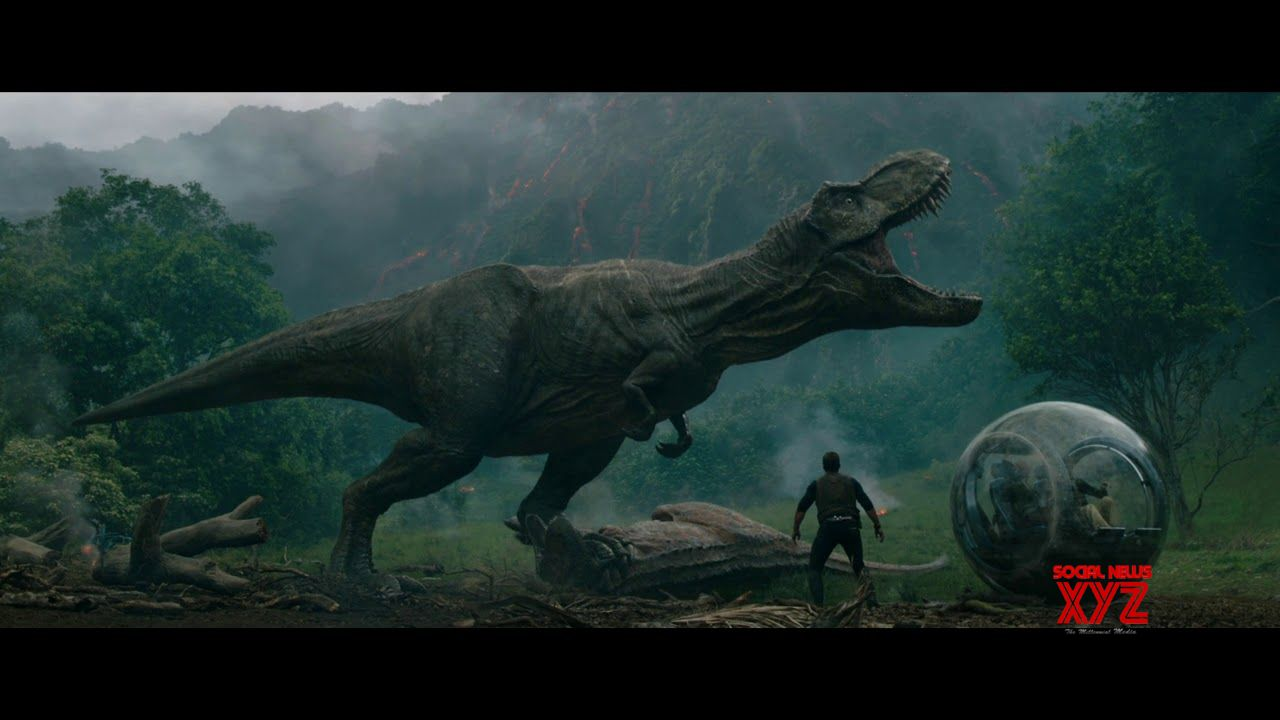 'Jurassic World: Fallen Kingdom': Enchanting action and visuals in a staid template (IANS Review, Rating: ***1/2)