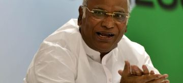 Mallikarjun Kharge. (File Photo: IANS)