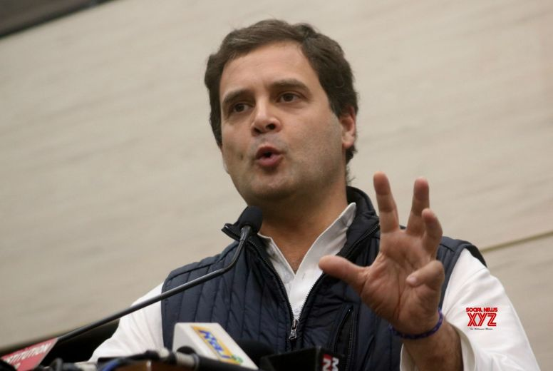 After SC, now BJP wants EC to act against Rahul