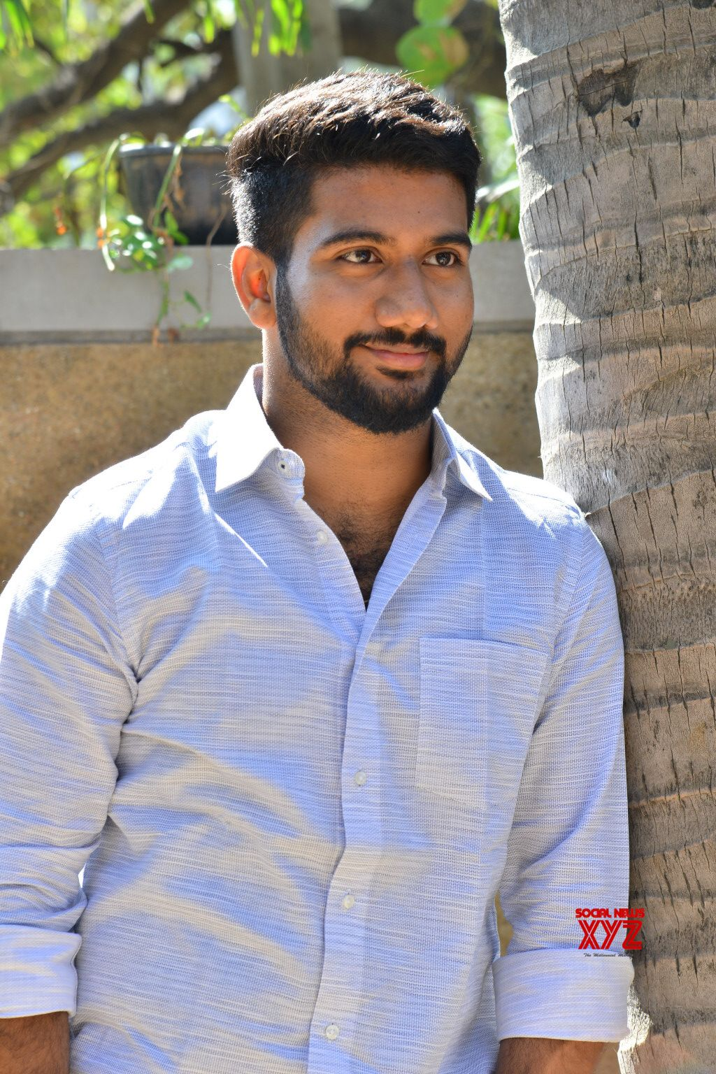 Awe Movie Director Prashanth Varma Interview Stills - Social