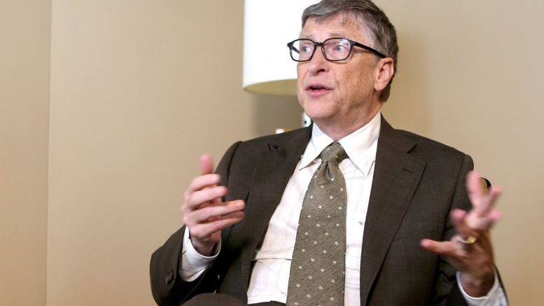 Govts need to drive climate change mitigation: Bill Gates