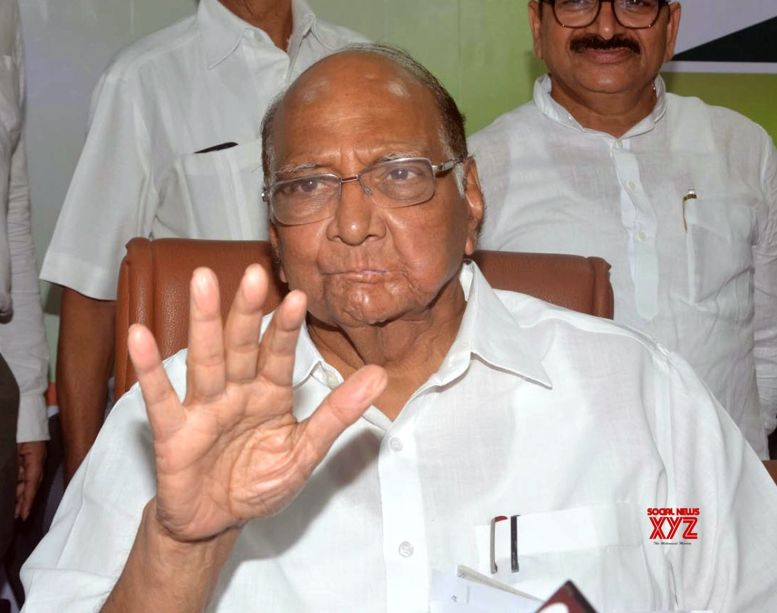 Maratha strongman Pawar to re-enter election battlefield