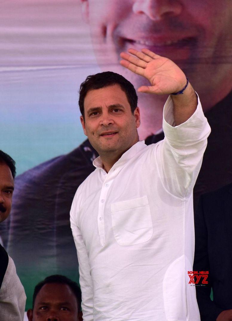 Rahul to address 10 public meetings in Uttar Pradesh in February