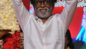 Not BJP, only God and people behind me: Rajinikanth - Social