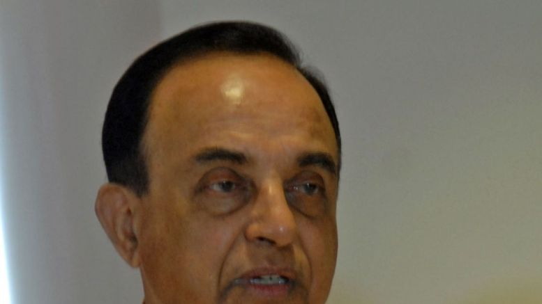 Swamy asks for source after UN official criticises his Muslim 'comment'