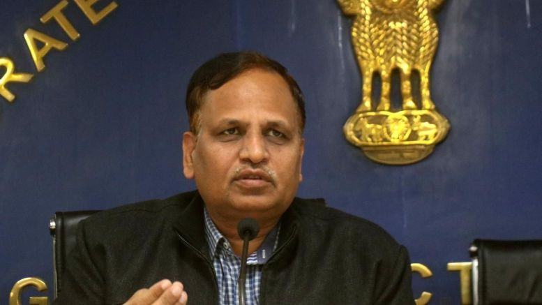Second serological survey for Covid begins in Delhi: Jain