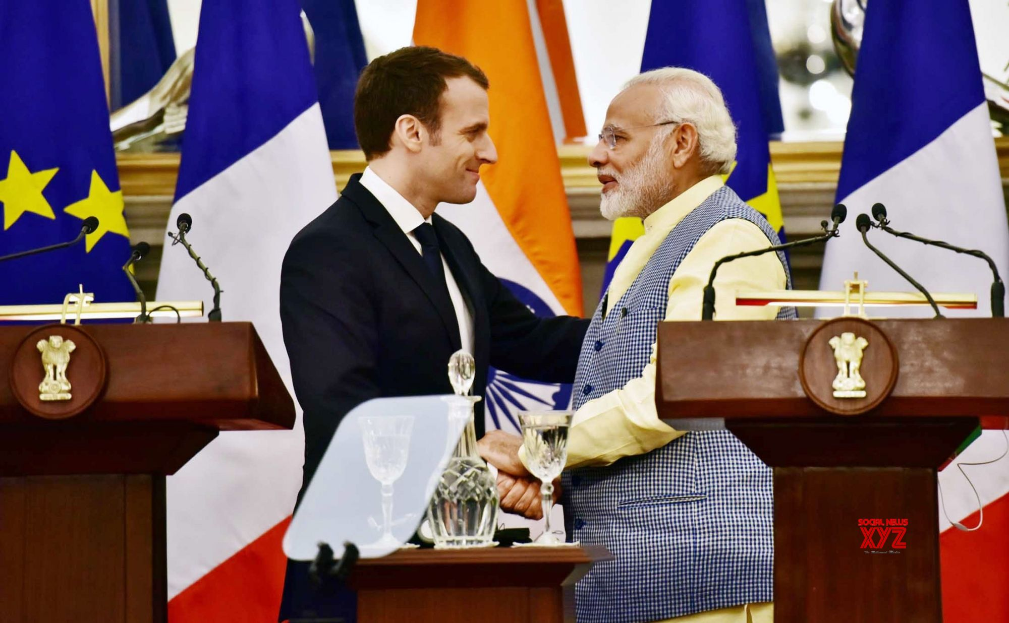 India France Conclude Confidentiality Agreement Social News Xyz